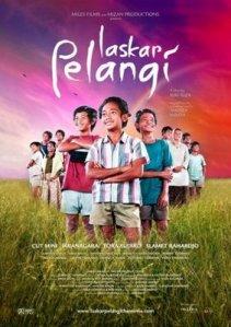 "Poster Film ""Laskar Pelangi"""