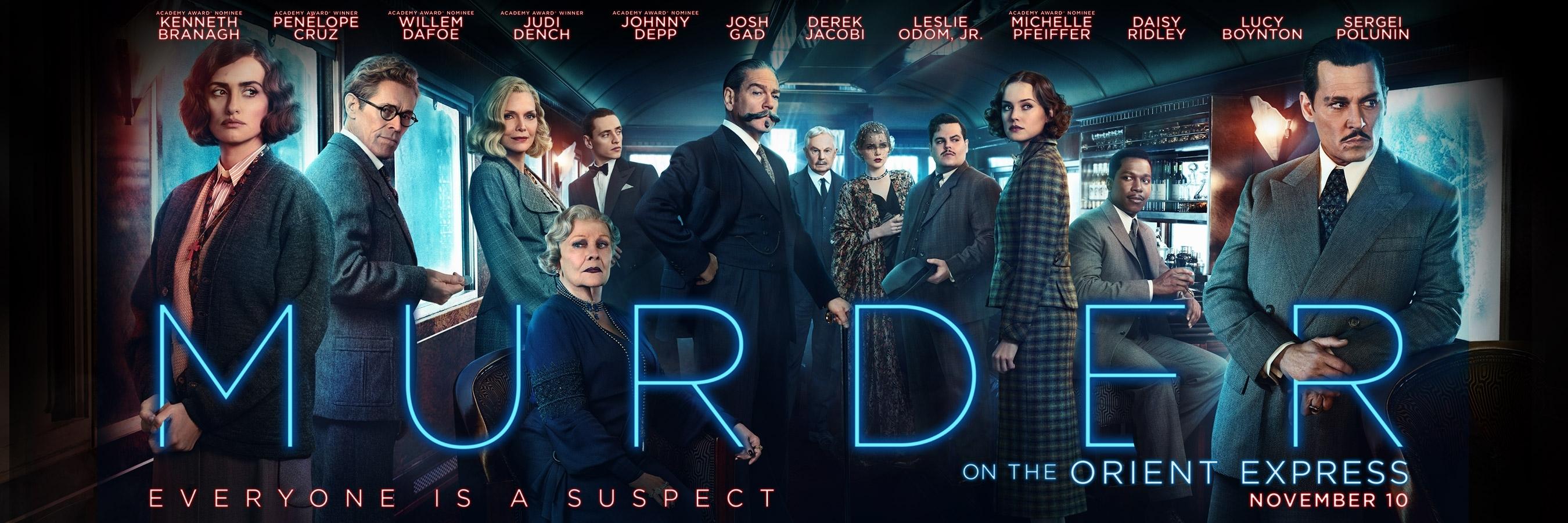 Movie Review Murder On The Orient Express 2017 Khiko Rayesmara