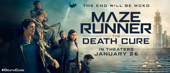 Movie Review: Maze Runner: The Death Cure (2018) – Khiko Rayesmara